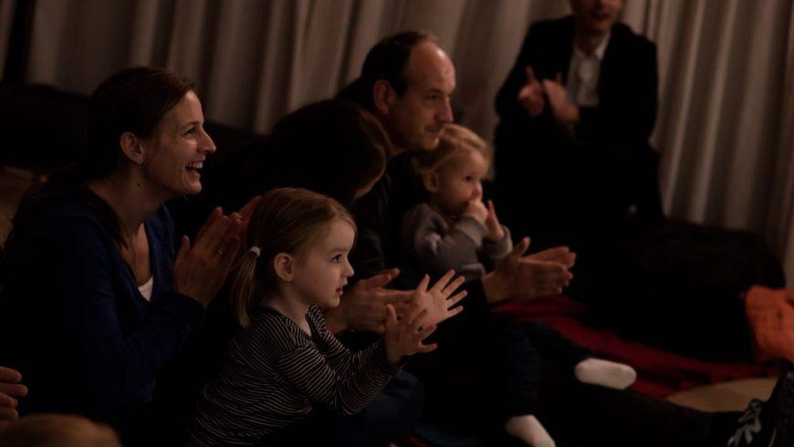 Die Babytheater-Premiere